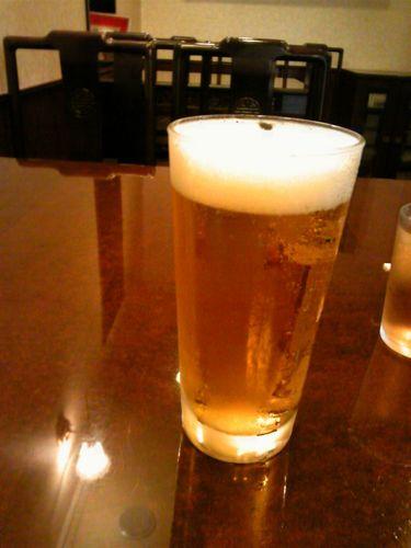 中国飯店ビール.jpg