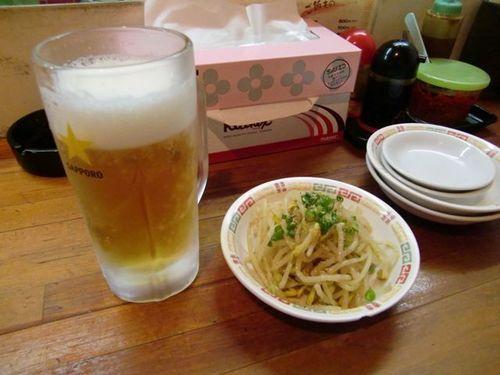 山東餃子本舗ビール.jpg