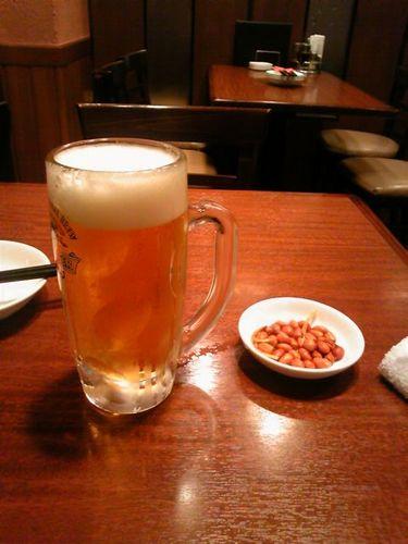王府酒家ビール.jpg