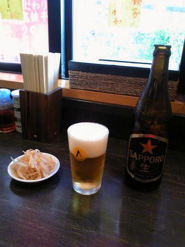 金町餃子ビール.jpg