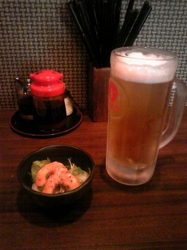 餃子のニューヨークビール.jpg