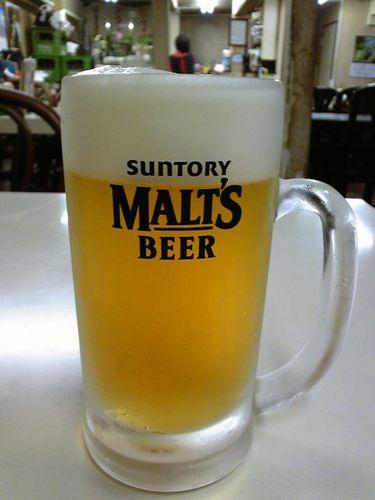 四ツ角飯店ビール.jpg