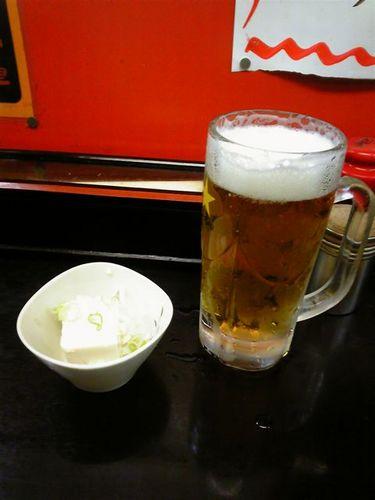 幸楽 南八幡店ビール.jpg